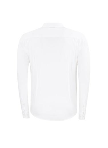 Emporio Armani Gömlek Beyaz